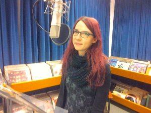 Sandra Seidl Sendung 69 April 2015