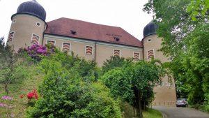 SchlossKronburg_Außenfassade